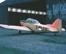 E-25 at Gilze Rijen in 1969 (HE)