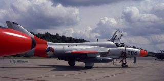 KLu : Hawker Hunter T.7