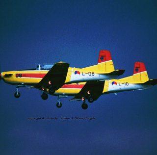 KLu : Pilatus PC.7 Turbo Trainer