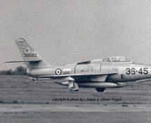 F-84F 36th Wing , Italian Af (HE)