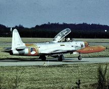 M-58 at Soesterberg in 1971 (HE)