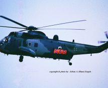 Westland Sea King , German Navy (HE)