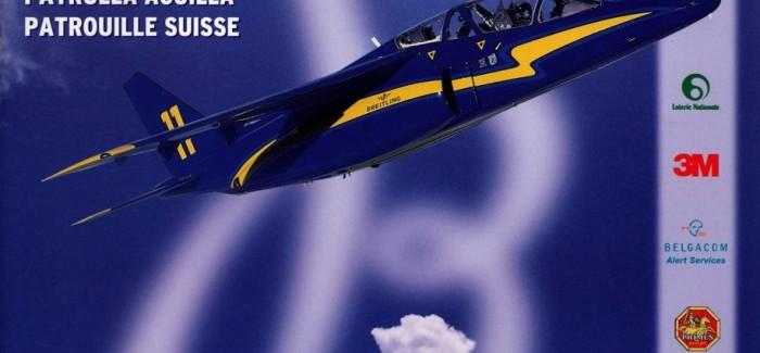 Beauvechain Airshow (Belgium), September 4 – 5, 1999