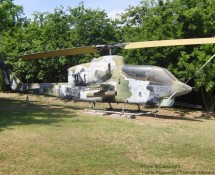 Bell AH-1J 159210/MP is preserved at Patriots Point, Charleston (SC), pictured in May 2012 (FK)