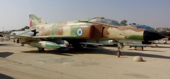 Israel Air Force Museum, November, 2010