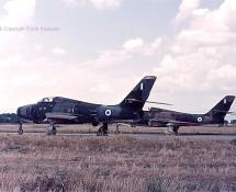 F-84F HAF