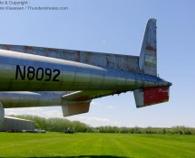 C-119G Packet at Geneseo, NY in nMay 2012 (FK)