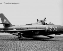 P-233 at Soesterberg (neg coll. FK)