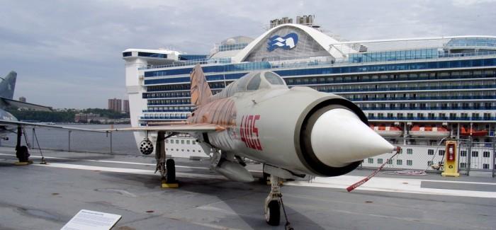 Intrepid Sea-Air-Space Museum, New York (U.S.A.), September, 2010