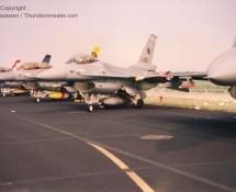 J-255, F-16 323 squadron KLu (KLu)