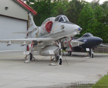 Skyhawk in Havelock