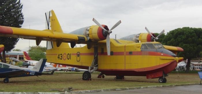 Spanish Air Force Museum, Madrid, November 2011