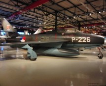 P-226 in the KLu museum at Soesterberg (FK)