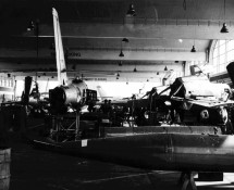 P-235 in the Eindhoven maintenance hangar, official KLu photo (photo coll. FK)