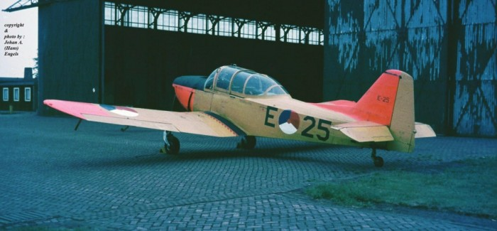 Gilze-Rijen Open Day (NL), August 15 – 16, 1969