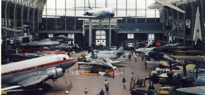 Royal Museum of the Armed Forces, Brussels (Belgium), 1988 – 1998