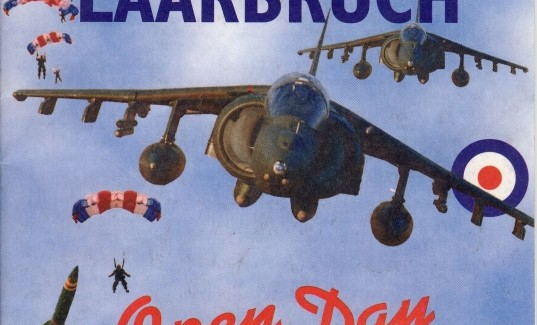 Laarbruch Open Day (Royal Air Force Germany), June 13th, 1998