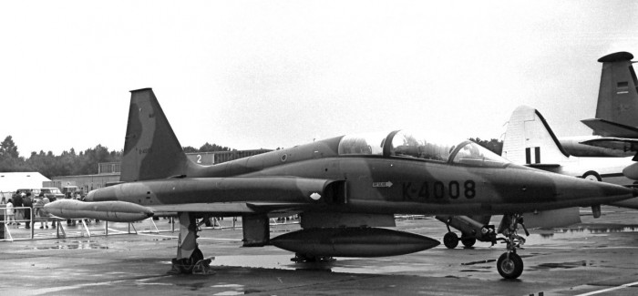 Royal Air Force Wildenrath (Germany) Open Day, July 5th, 1970