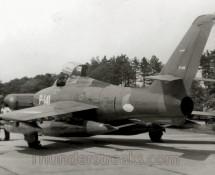 P-141 (52-7197) at a Woensdrecht Open Day (Copyright FK)