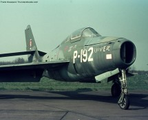 P-192 as a decoy at Eindhoven in 1972 (FK)