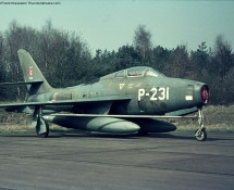 P-231 decoy at Eindhoven (FK)