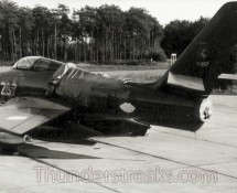 P-267 in the 314 squadron operational area in 1968 (FK)(