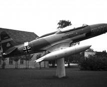 T-33A Furstenfelbbruck AB-773 Luftwaffe