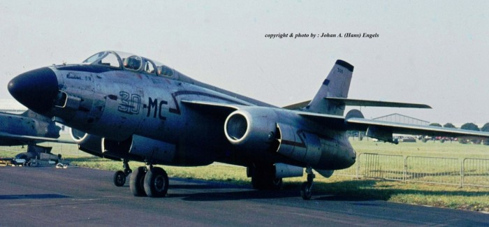 Cambrai Air Base (F) ,Portes Ouvertes, September 19, 1971
