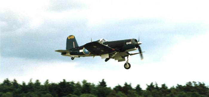Oostmalle-Zoersel (Belgium), Warbirds Airshow, June 23rd, 1996