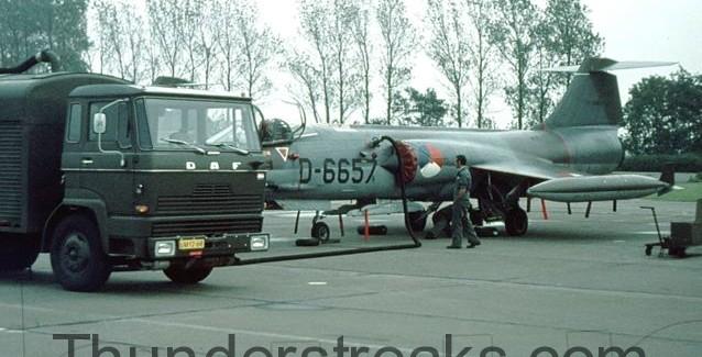 Base visit Leeuwarden (NL), December, 1972