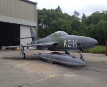 RF-84F Norway