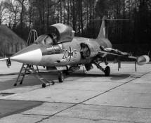 F-104G Starfighter 31 JaBoG WGAF