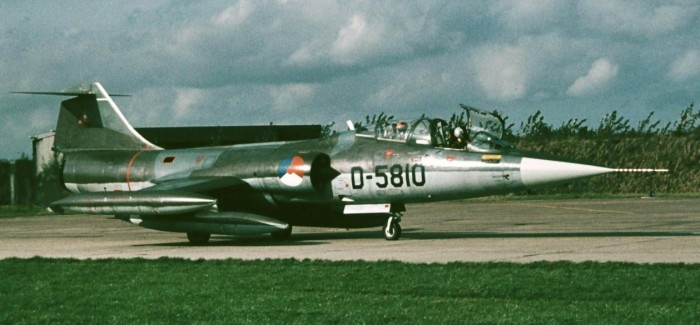 Base Visit Volkel AB (NL), October 19th, 1983 (Spotters Afternoon)