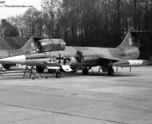 F-104G Luftwaffe JaBo 31 Norvenich