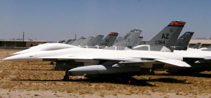 Base Visit AMARC/Davis Monthan (U.S.A.), May, 2009