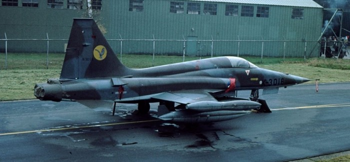Base Visit CNA/Soesterberg (NL), November 16th, 1979