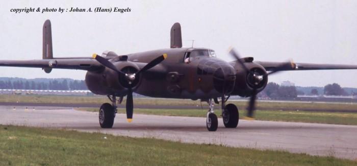 Warbirds at the Valkenburg (NL) Airshow, June 1st, 1990