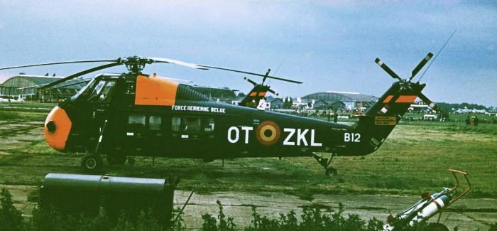 Brustem-St.Truiden Airshow (B), June 1971