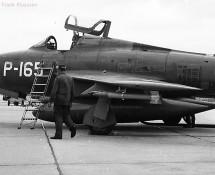 P-165 F-84F KLu