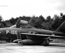 P-166 F-84F KLu