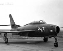 P-171 F-84F KLu