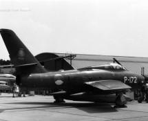 P-172 F-84F KLu