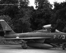 P-173 F-84F KLu