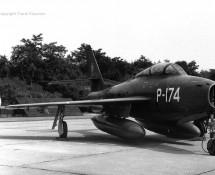 P-174 F-84F KLu