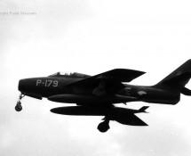 P-179 F-84F KLu
