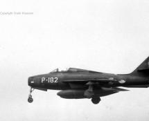 P-182 F-84F KLu