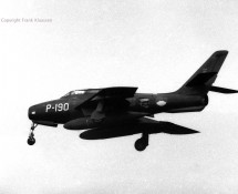 P-190 F-84F KLu
