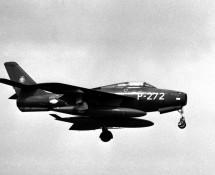 P-272 F-84F KLu