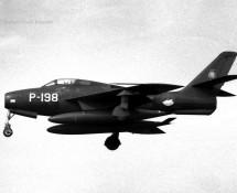 P-198 F-84F KLu