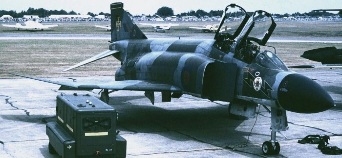 RAF Greenham Common , U.K. , July 23rd, 1983 (International Air Tattoo)